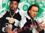 Nicolas Cage sur les covers d'albums rap