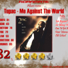 Tupac – Me Against The World (review – 82%)