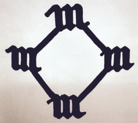 KANYE WEST change le nom de son album en SWISH (2015 + cover?)