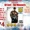 50 Cent – The Massacre (review – 74%) – 2005