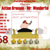 Action Bronson – Mr. Wonderful (review – 68%)