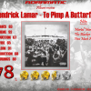 Kendrick Lamar – To Pimp A Butterfly (review – 78%)
