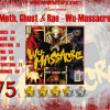 Method Man, Ghostface Killah & Raekwon – Wu-Massacre (review – 75%) – 2010