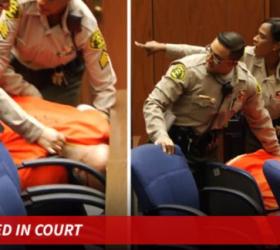 Affaire Suge Knight: Extrait de 12 minutes de la dernière séance de Suge Knight au tribunal (video)