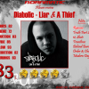 Diabolic – Liar & A Thief (review – 83%) – 2010