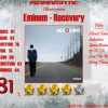 EMINEM – Recovery (review – 81%) – 2010