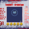 Tonedeff – Archetype (review – 91%) – 2005