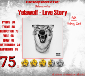 YELAWOLF – Love Story (review – 75%)