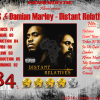 NAS & Damian Marley – Distant Relatives (review – 84%) – 2010