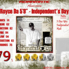 ROYCE DA 5'9″ – Independent's Day (review – 79%) – 2005