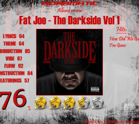 FAT JOE – The Darkside Vol 1 (review – 76%) – 2010