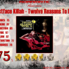 GHOSTFACE KILLAH & Adrian Younge – Twelve Reasons To Die II (review – 75%)
