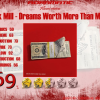 MEEK MILL – Dreams Worth More Than Money (review – 69%)