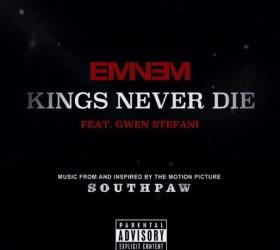 Traduction des meilleurs passages de Kings Never Die d'EMINEM