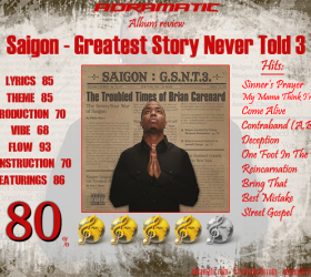 Saigon – Greatest Story Never Told 3 (review – 80%)