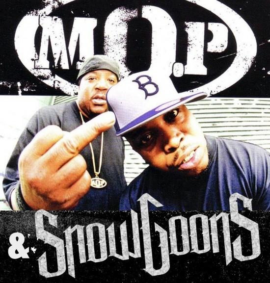 M.O.P. en collaboration avec The Snowgoons