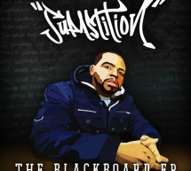 Supastition – The BlackBoard EP (album)