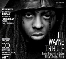 Lil Wayne en cover de RESPECT