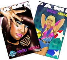 L&#8217;histoire de Nicki Minaj en comic book