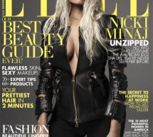 Nicki Minaj en cover d&#8217;ELLE