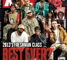 Les Freshmen 2013 en cover d&#8217;XXL