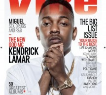 Kendrick Lamar en cover de Vibe