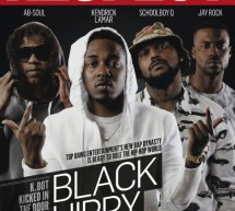 Kendrick Lamar et son crew en cover de RESPECT