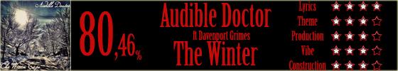audibledoctor-thewinter