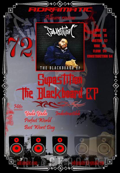 supastition-theblackboardep