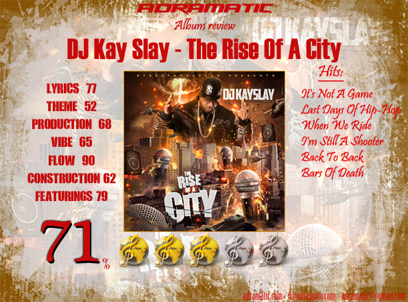 DJKaySlay-TheRiseOfACity