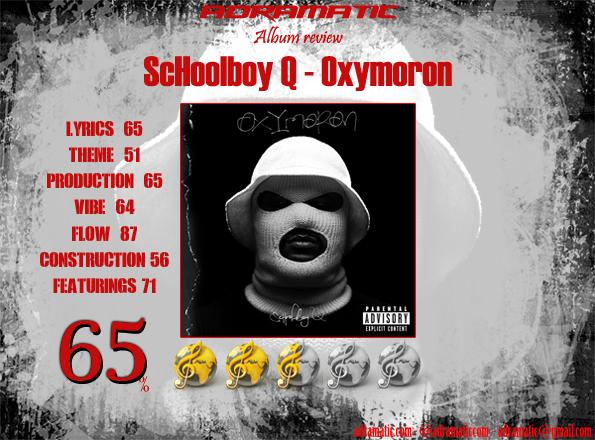 schoolboyq-oxymoron