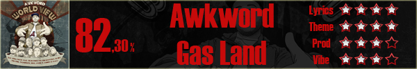 Adramatic Reviews AWKWORD's 'Gas Land'