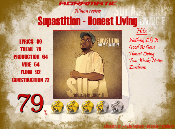 Supastition-HonestLiving