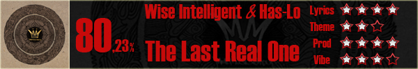 WiseIntelligentHasLo-TheLastRealOne