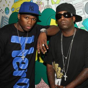 50 Cent Tony Yayo_8-8-2010