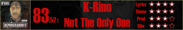 K-Rino-NotTheOnlyOne