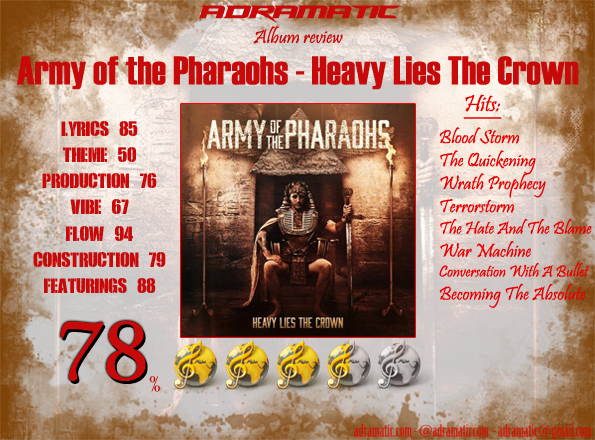 ArmyOfThePharaohs-HeavyLiesTheCrown