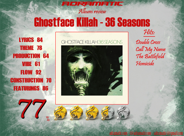 GhostfaceKillah-36Seasons