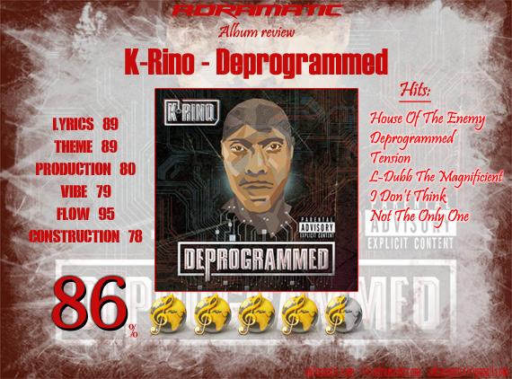 KRino-Deprogrammed