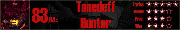 Tonedeff-Hunter
