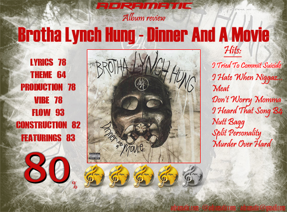Brotha Lynch Hung - I Tried To Commit Suicide - Lyrics ...