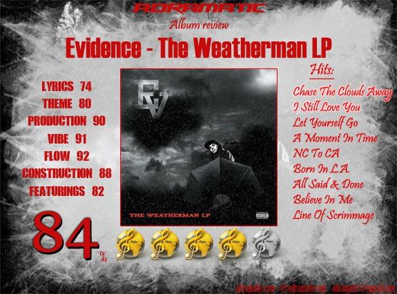 Evidence-TheWeathermanLP