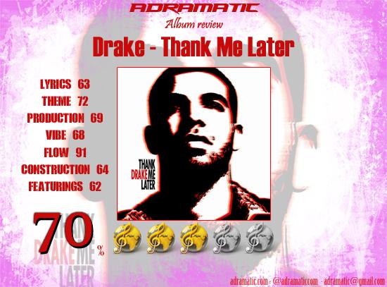 Drake-ThankMeLater