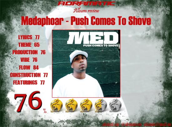 Medaphoar-PushComesToShove