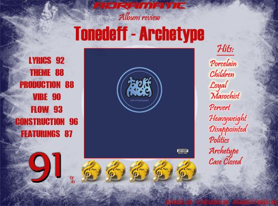 Tonedeff-Archetype