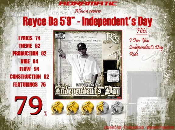 RoyceDa59-Independentsday