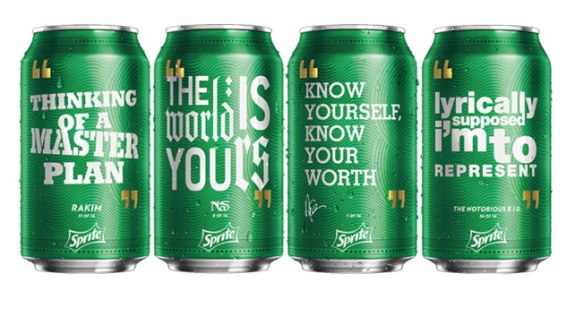Sprite-cans
