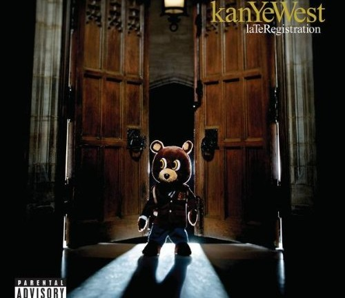 kanyewest late registration