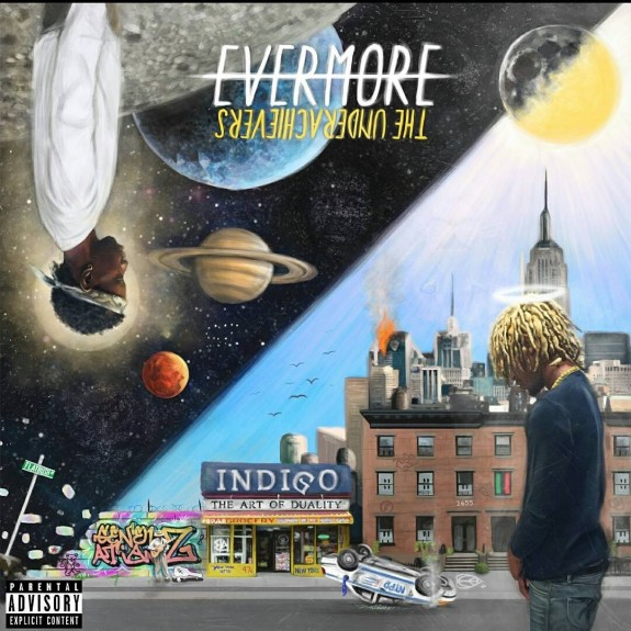 theunderachievers -evermore