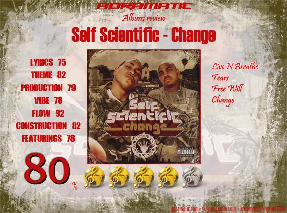 SelfScientific-Change